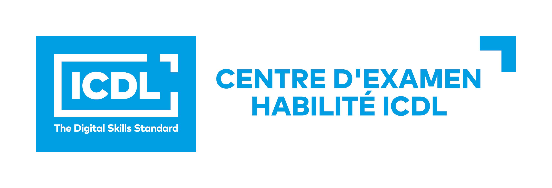 Logo_Centre Examen Habilite_ICDL
